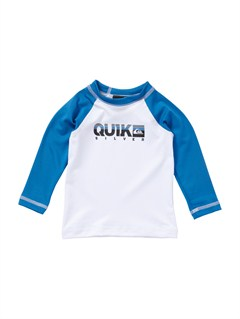 XWWBBaby All Time LS Rashguard by Quiksilver - FRT1