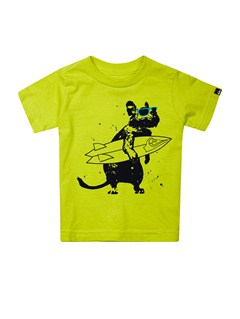 GGP0All Time Infant LS Rashguard by Quiksilver - FRT1