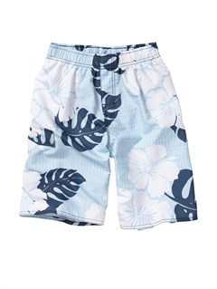SBUBoys 2-7 Talkabout Volley Shorts by Quiksilver - FRT1