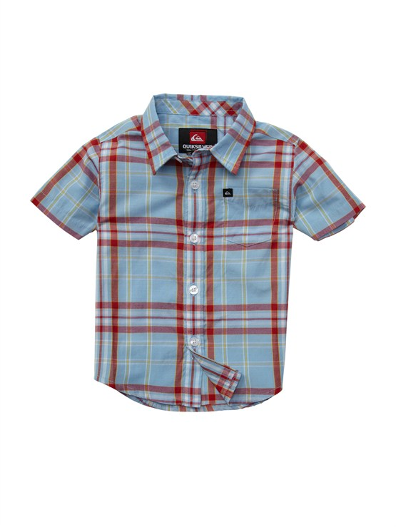 SBUBoys 2-7 Grab Bag Polo Shirt by Quiksilver - FRT1