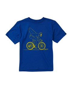 BQR0Boys 2-7 Sprocket T-Shirt by Quiksilver - FRT1