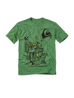 GPSHBoys 2-7 After Hours T-Shirt by Quiksilver - FRT1