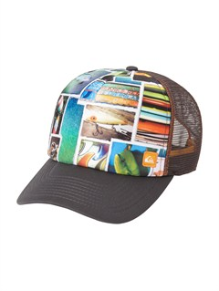 KTE0Men s Birdwave Hat by Quiksilver - FRT1