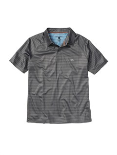 KNS0Men s Deep Water Bay Short Sleeve Shirt by Quiksilver - FRT1