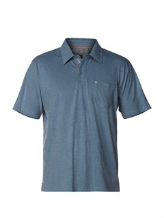 BHC0Sand Trap Polo Shirt by Quiksilver - FRT1