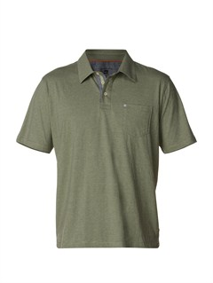 GHG0Sand Trap Polo Shirt by Quiksilver - FRT1