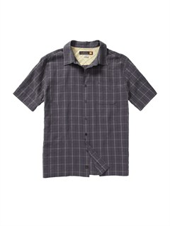 KRP0Men s Baracoa Coast Short Sleeve Shirt by Quiksilver - FRT1