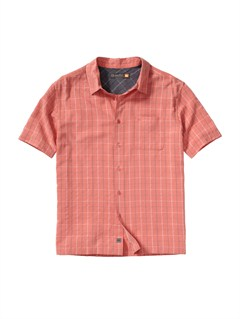MLP0Men s Long Weekend Short Sleeve Shirt by Quiksilver - FRT1