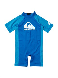 BLUAll Time Toddler LS Rashguard by Quiksilver - FRT1