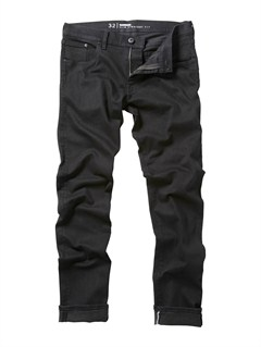 KTW0Distorsion Dark Vintage Jeans  32  Inseam by Quiksilver - FRT1