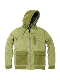 GNG0Men s Front Zip Sup Jacket by Quiksilver - FRT1