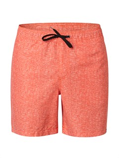 "NNK6Butt Logo  7"" Volley Boardshorts by Quiksilver - FRT1"