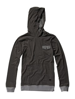 KTF3Major Sherpa Zip Hoodie by Quiksilver - FRT1