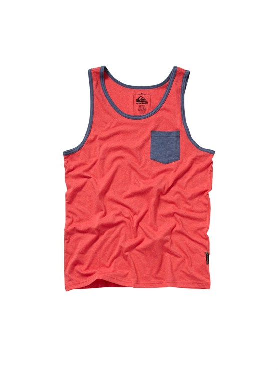 REDMountain Wave Slim Fit Tank by Quiksilver - FRT1