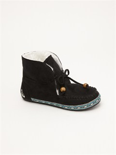 BLKGirls 7- 4 Biscotti Slippers by Roxy - FRT1