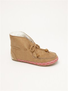 TANGirls 7- 4 Biscotti Slippers by Roxy - FRT1