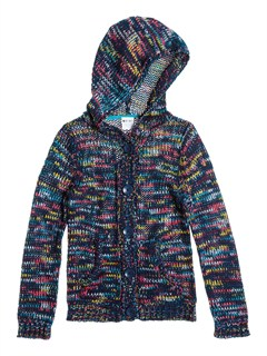 BSK6Girls 7- 4 Believe Printed B Sweater by Roxy - FRT1