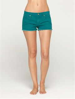 BSR0Smeaton Denim Print Shorts by Roxy - FRT1