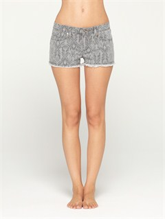 KPV6Blaze Cut Off Jean Shorts by Roxy - FRT1