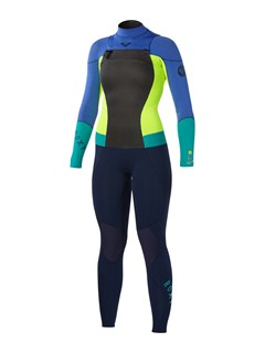 XBYPCypher 3/2 Chest Zip Wetsuit by Roxy - FRT1