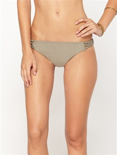 TMC0Coastal Switch Sweetheart Brief Bikini Bottoms by Roxy - FRT1