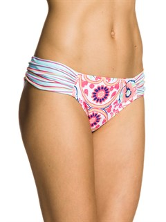WBB6Essentials 70 s Lowrider Tie Side Bottoms by Roxy - FRT1