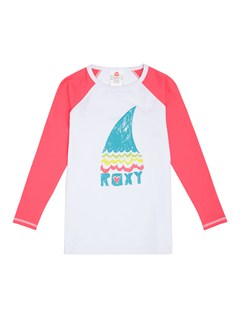 MNA0Girls 2-6 Wave Wonderer Sporty Onepiece by Roxy - FRT1