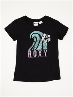 BLKBaby Barrel Buds Harmony Tee by Roxy - FRT1