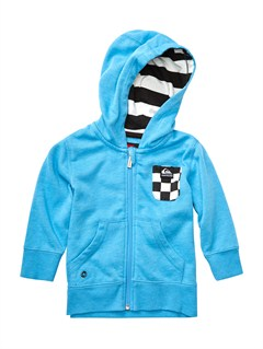 BMMHBaby Solana Checks Hooded Sweater by Quiksilver - FRT1