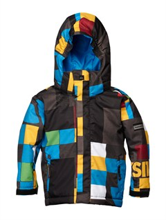 KVJ2Little Mission 5K Insulated Jacket by Quiksilver - FRT1