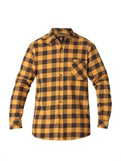 NLB1Big Bury Long Sleeve Shirt by Quiksilver - FRT1
