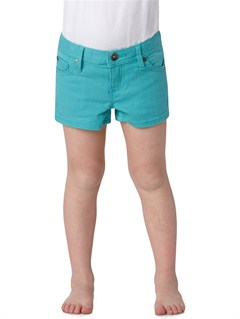 BLK0Girls 2-6 Lisy Embellished Shorts by Roxy - FRT1
