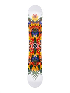 YELEminence Snowboard with logo by Roxy - FRT1