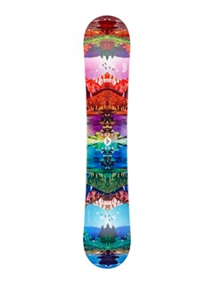 ORGEminence Snowboard with logo by Roxy - FRT1