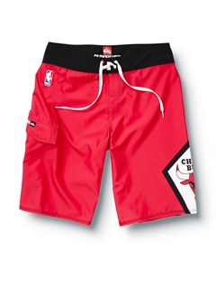 REDBoys 8- 6 Heat NBA Boardshorts by Quiksilver - FRT1