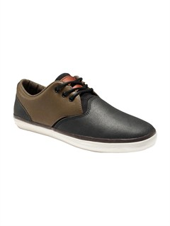 BRGEmerson Vulc Canvas Shoe by Quiksilver - FRT1