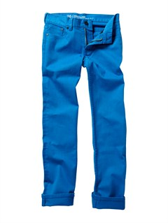 BQW0Boys 8- 6 Distortion Slim Pant by Quiksilver - FRT1