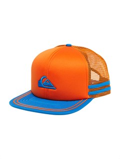 POPBoys 8- 6 Boards Trucker Hat by Quiksilver - FRT1
