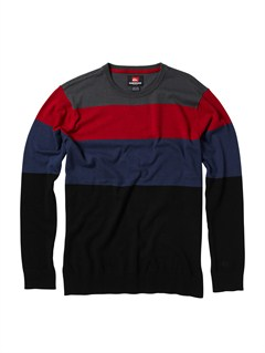 KVJ3Boys 8- 6 Holey Foley Sweater by Quiksilver - FRT1