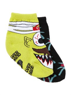 ASTBaby/Toddler Feets Socks by Quiksilver - FRT1