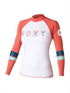 ROSBasically Roxy SS Rashguard by Roxy - FRT1