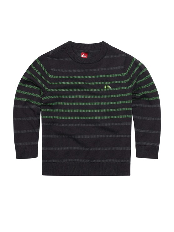 KTA3Boys 2-7 Holey Foley Sweater by Quiksilver - FRT1