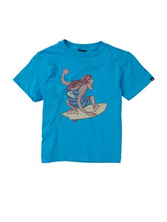 BMJ0Boys 2-7 Heritage T-shirt by Quiksilver - FRT1