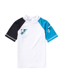 CYNBoys 2-7 Over Ruled LS Rashguard by Quiksilver - FRT1