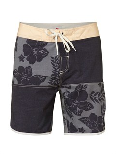 "KTA6AG47 New Wave Bonded  9"" Boardshorts by Quiksilver - FRT1"