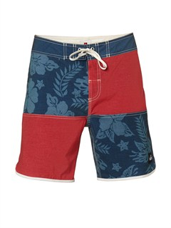"RPY6AG47 Line Up 20"" Boardshorts by Quiksilver - FRT1"
