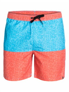 "NNK6Frenzied  9"" Boardshorts by Quiksilver - FRT1"