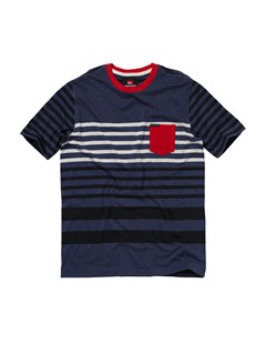 VIBEasy Pocket T-Shirt by Quiksilver - FRT1