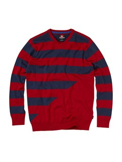 RRD3Lightburnt Again Sweater by Quiksilver - FRT1
