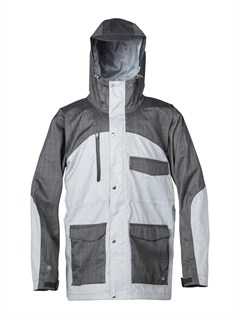 KRP0Travis Rice Polar Pillow  5K Jacket by Quiksilver - FRT1